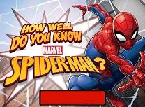 Cat de Bine il Cunoasteti pe Spiderman