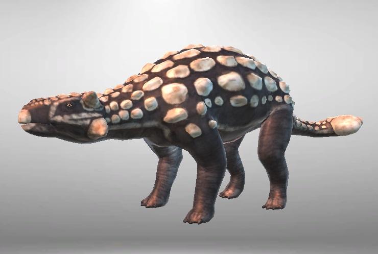 Vanator de Dinozauri