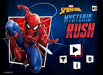Spiderman Misterio Rush