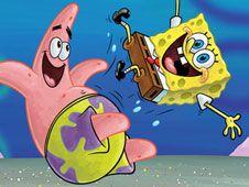 Spongebob Alege o Cale