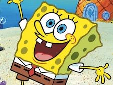 Spongebob de Colorat