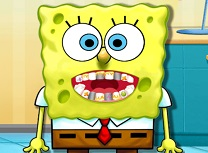 Spongebob Operatie la Dentist