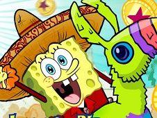 Spongebob Pinata Nebune