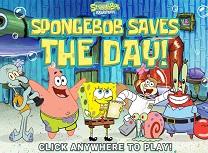 Spongebob Salveaza Ziua