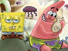 SpongeBob si Bataile de Carton