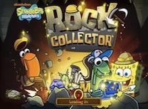 Spongebob Colectioneaza Pietre