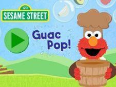 Strada Sesami Guac Pop