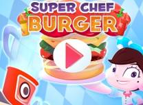 Super Chef Burgeri