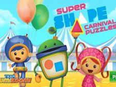 Super Forme la Carnaval Puzzle
