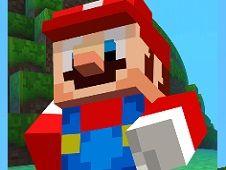 Super Mario Alergare Minecraft