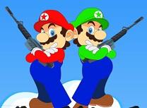 Super Mario Toon Arcades