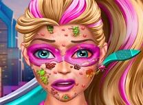 Super Barbie Doctor de Piele