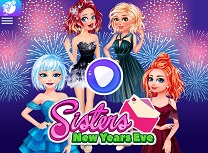Surori Ajunul Anului Nou