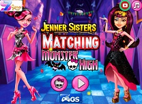 Surori Jenner Monster High Asemanator