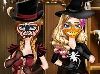 Surori Pregatiri de Halloween
