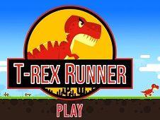 T-Rex Alearga