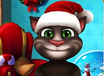 Talking Tom Diferente de Craciun