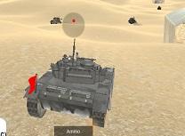Tancuri in Desert