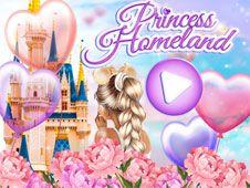 Tarile Printeselor Disney