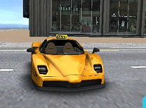 Taxi Gratis in New York 3D