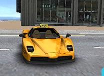 Taxi Gratis in New York 3D