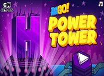 Teen Titans Go Turnul de Putere