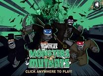 Testoasele Ninja Mutan vs Monstrii