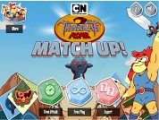 ThunderCats Roar Match UP