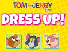 Tom si Jerry Dress Up