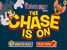 Tom si Jerry Urmarirea Continua