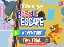 Tom si Jerry Show de Evadat