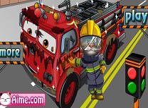 Tom Spala Masina Pompierilor