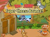Tom si Jerry Branza Saltareata