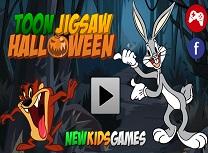 Toon Puzzle de Halloween