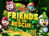 Top Wing Prietenii Salveaza
