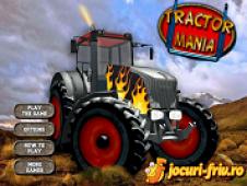 Tractorul de foc
