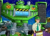 Transformers Rescue Bots Puzzle