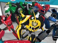 Transformers Roboti Deghizati Creati Revista