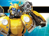 Transformers Bumblebee Mix