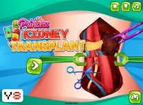Printesa Transplant de Rinichi