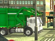 Simulator Camioane de Gunoi