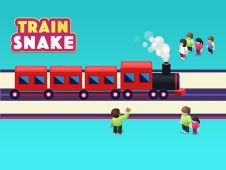 Trenul Snake