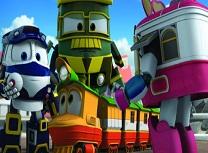Trenuri Roboti cu Diferente