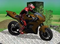 Trial cu Motociclete Wasteland
