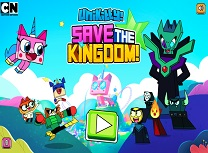 Unikitty Salveaza Regatul