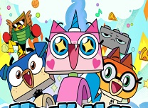 Unikitty Hyper Quiz