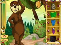 Ursul Yogi de Imbracat