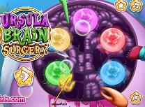 Ursula Operatie pe Creier