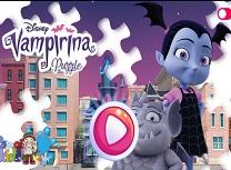 Vampirina Puzzle 2