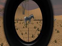 Vanatoare 3D in Africa